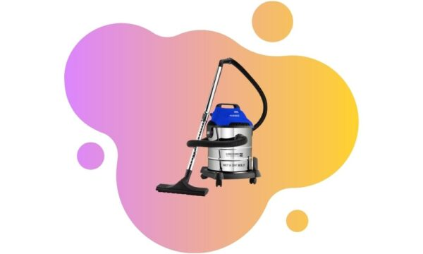 3 Best Wet and Dry Vacuum Cleaner in India 2021