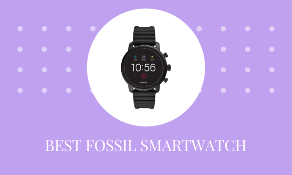 3 Best Fossil Smartwatch Gen 4 in India 2021