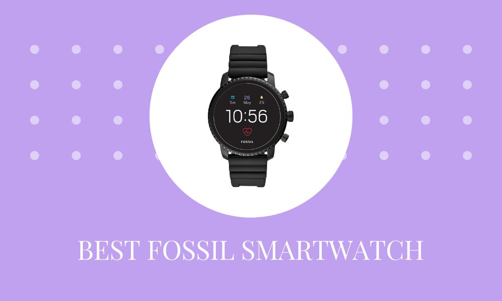 3 Best Fossil Smartwatch Gen 4 in India 2021